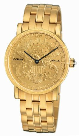 Best Corum 082.355.56 / M500 MU51 Coin fake watches
