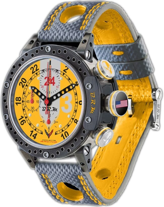 BRM Corvette DDF1244COR-C8R3 Replica Watch DDF1244COR-C8R3