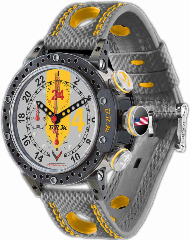 BRM Corvette DDF1244COR-C8R4 Replica Watch DDF1244COR-C8R4