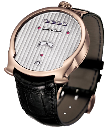 De Bethune Dream Watches DBD Digitale DBDRS1