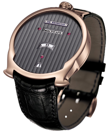 De bethune Dream DBDRS5 DBD Digitale replica watch
