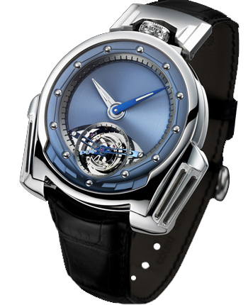 De bethune DW3PS3 Dream Watch Three Tourbillon replica watch