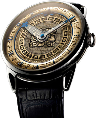 De bethune The Ninth Maya Underworld Dream watch replica