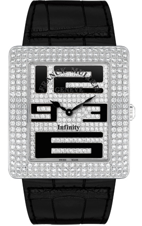 Franck Muller Infinity Replica Reka 3740 QZ AD CD watch