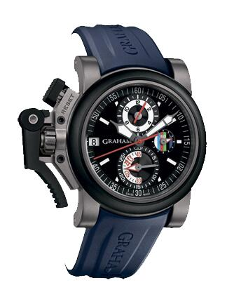 Replica Graham Chronofighter Oversize Referee 20VKT.B36A watch