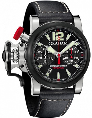 Graham Chronofighter Flyback 2FBAV.B01A.L30F Replica watch