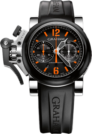 Graham Chronofighter Oversize 2OVBV.B42A Replica watch