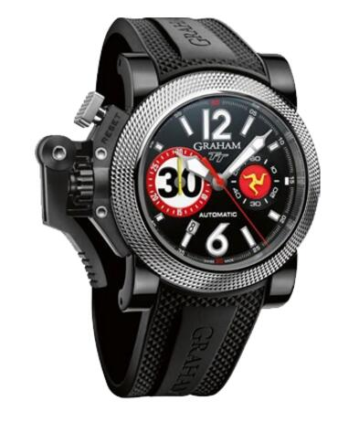 Graham Chronofighter Oversize Tourist Trophy 2OVUV.B33A.K52N replica watch