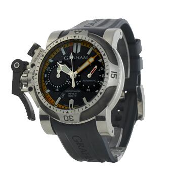 Fake Graham Chronofighter Oversize Diver 20VEV.U05A.K41B watch