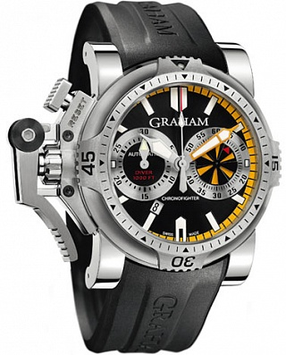 Fake Graham Chronofighter Oversize Diver Turbo 2OVES.B15A watch