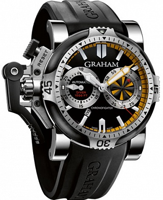 Fake Graham Chronofighter Oversize Diver Turbo Tech 2OVEV.B15A watch