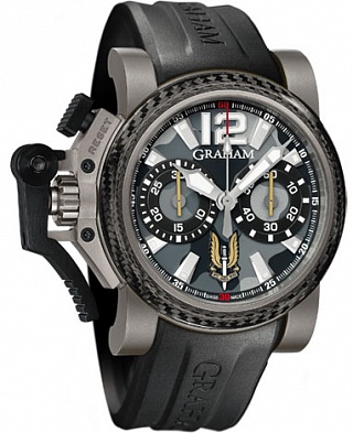 Fake Graham Chronofighter Oversize Night Commando SAS II 2OVJI.B25A watch