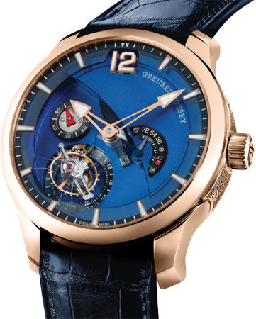 Greubel Forsey Tourbillon 24 Secondes Contemporary GF01c 5N red gold watch replicas