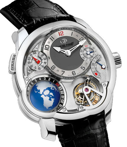 Greubel Forsey GMT Tourbillon Greubel Forsey GMT watches price