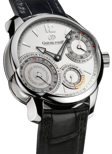 Greubel Forsey Quadruple Toubillon Secret watch price