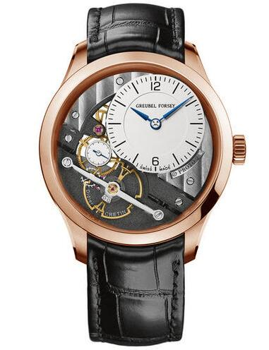 Greubel Forsey Signature 1 Red Gold 5N copy watches