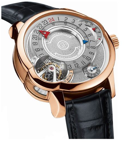 Greubel Forsey Tourbillon 24 Secondes IP3 RG Silver Limited Edition fake watches sale