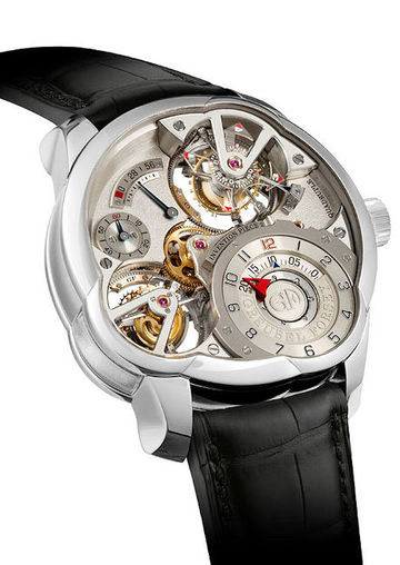 Greubel Forsey new model-2011 Quadruple Tourbillon Invention Piece 2 watch