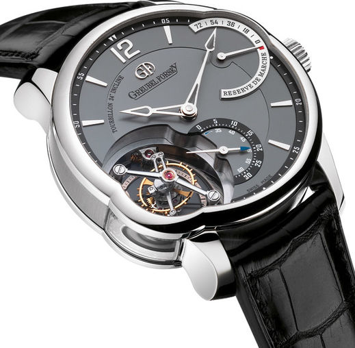Fake Greubel Forsey Tourbillon 24 Secondes T24SI WG Black luxury watches