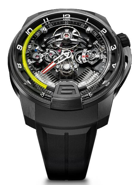Replica HYT H2 titanium-black-dlc 248-DL-00-GF-RA watch Price