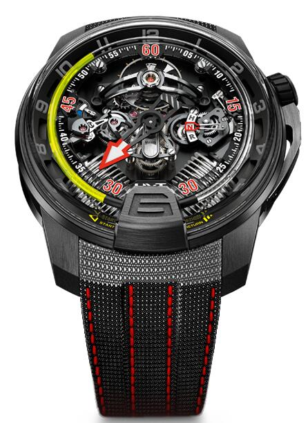 Replica HYT h2-aviator 248-DL-01-GF-KG watch Price