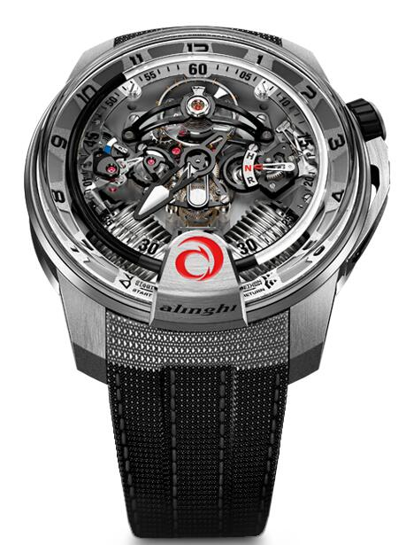 H2 Alinghi 248-TT-02-NF-BN watch Price