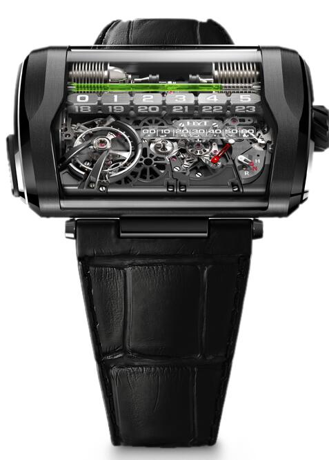 HYT H3 361-TP-01-GF-AG titanium-and-platinum-2 Replica watch
