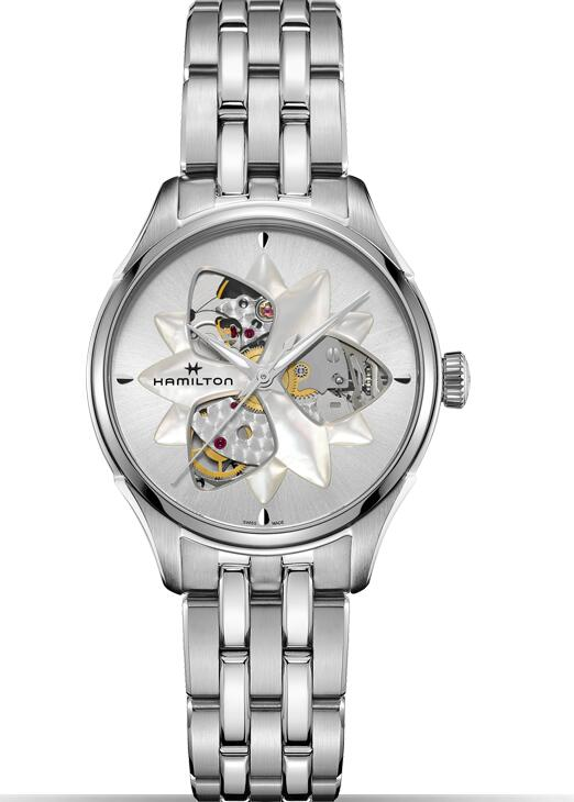 Hamilton Jazzmaster Open Heart Lady H32115191 watch reviews