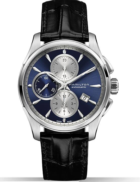 Hamilton Jazzmaster Auto Chrono H32596741 watch for sale