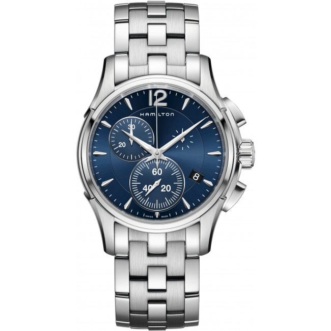 Hamilton Jazzmaster Chrono Quartz 42mm H32612141 watch for sale