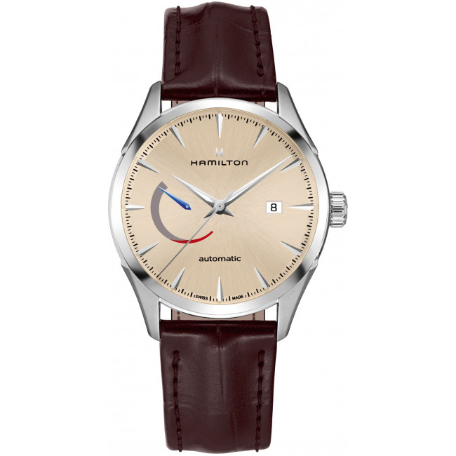 Hamilton Jazzmaster Power Reserve H32635521 watch reviews