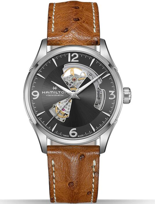 Hamilton Jazzmaster Viewmatic Open Heart H32705581 watch reviews