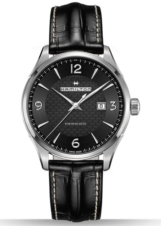 Hamilton Jazzmaster Viewmatic H32755731 watch replica