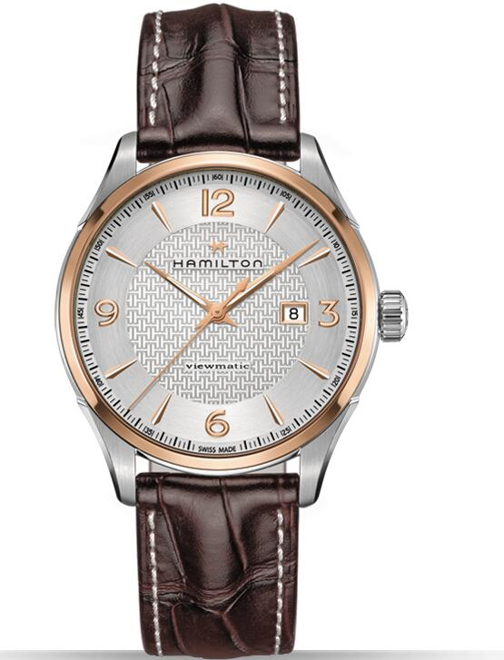 Hamilton Jazzmaster Viewmatic H42725551 watch reviews