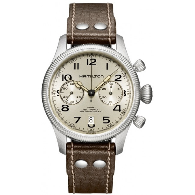 Hamilton Field Pioneer Auto Chronograph H60416553 watches