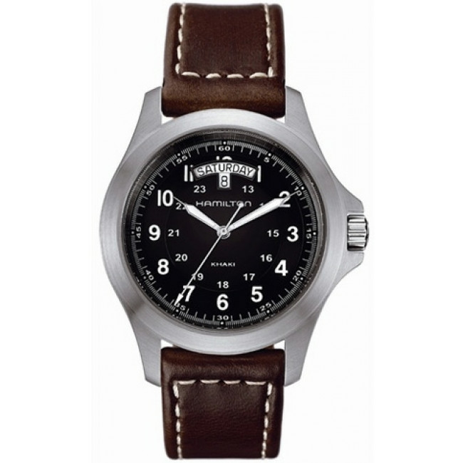 Hamilton Khaki King Quartz H64451533 watch review
