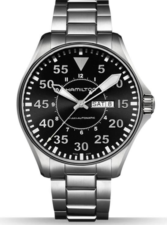 Hamilton Khaki Aviation Pilot H64715135 watches for men