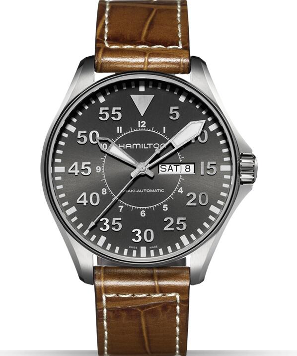 luxury Hamilton Khaki Aviation Pilot H64715885 watches for men