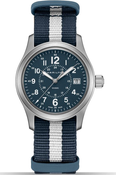 cheap Hamilton Khaki Field Quartz H68201043 swiss watch