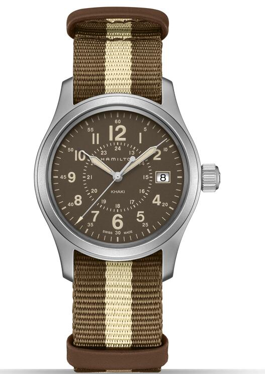 best swiss Hamilton Khaki Field Quartz H68201093 watches