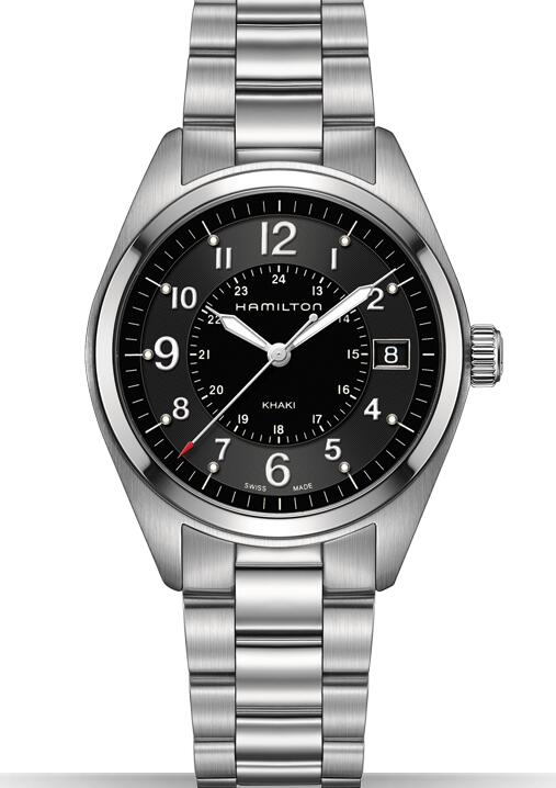 Hamilton Khaki Field Quartz H68551933 watches review