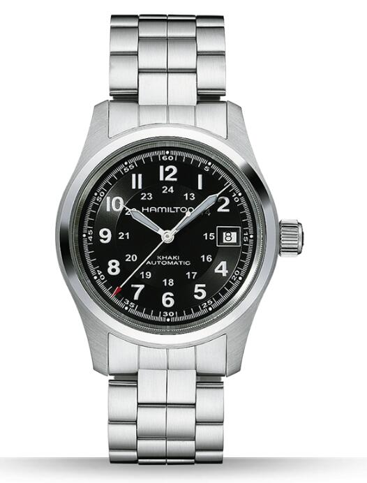 Hamilton Khaki Field 38mm H70455133 watch online