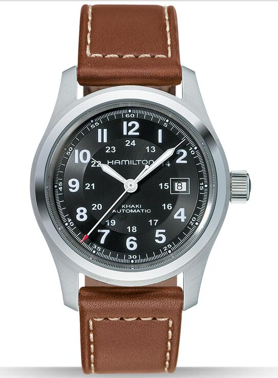 swiss luxury Hamilton Khaki Field H70555533 replica watch