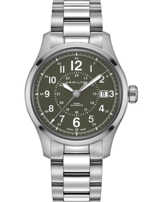 Hamilton Khaki Field Car 40mm H70595163 watches prices