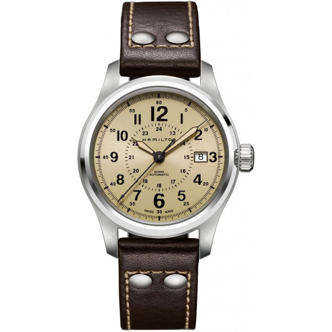 Hamilton Khaki Field Car 40mm H70595523 mens watch