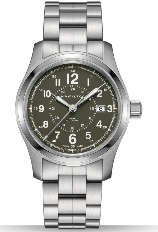 replica Hamilton Khaki Field H70605163 swiss watches