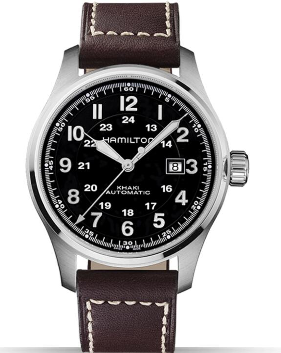 Hamilton Khaki Field Automatic 44mm H70625533 watch replica