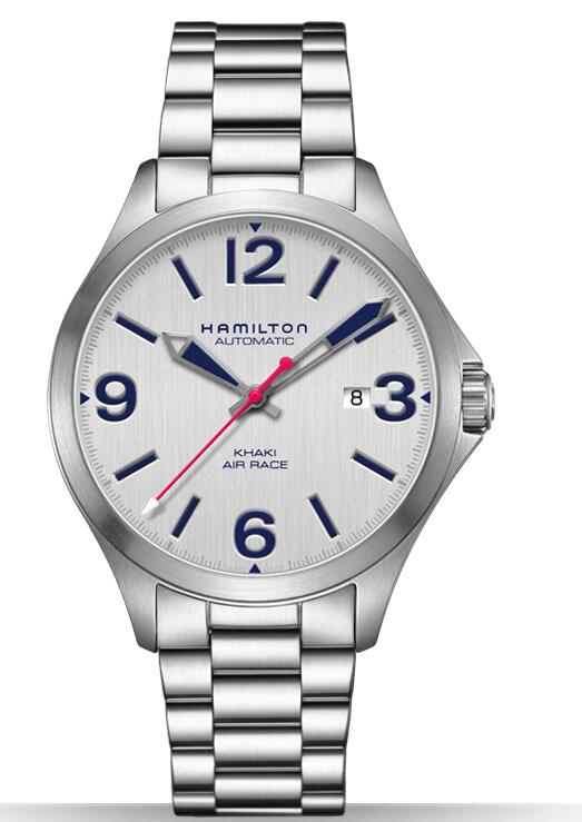 swiss Hamilton Khaki Aviation Air Race 42mm H76525151 watch sale