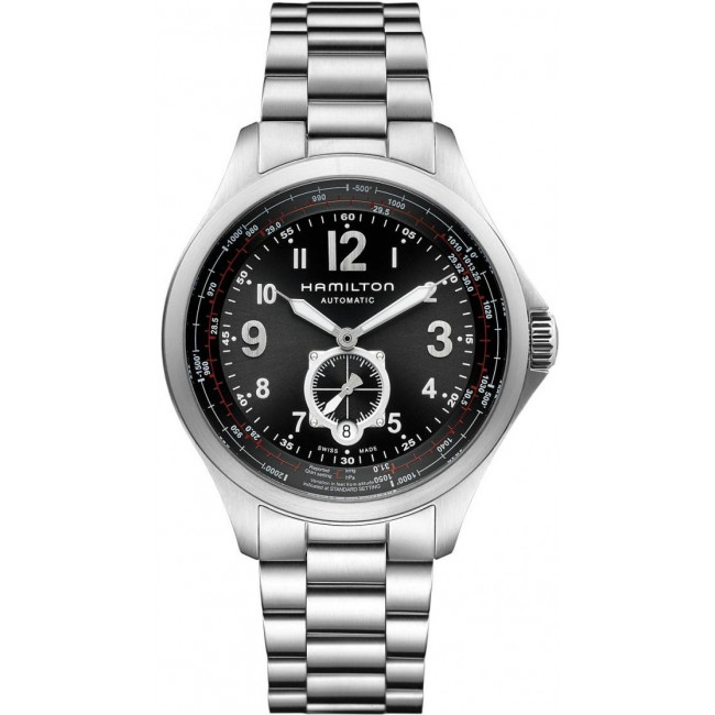 swiss replica Hamilton Khaki QNE H76655133 watches