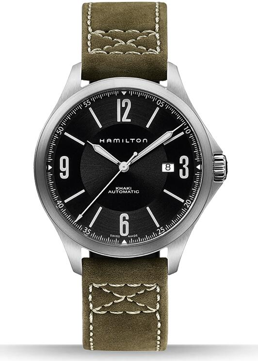 replica swiss Hamilton Khaki Aviation 42mm H76665835 watches